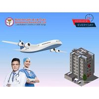 Utilize Air Ambulance Service in Delhi with Life-Sustaining Gadgets