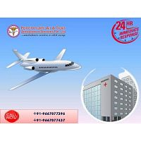 Book Sterling Air Ambulance Service in Bangalore with Specialized Medical Care