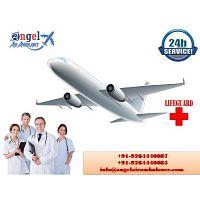 Get India's Leading Air Ambulance Service in Ranchi by Panchmukhi Air Ambulance