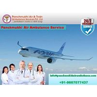 Quickly and Safely Relocate your Loved Ones via Air Ambulance Service in Raipur