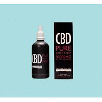 Buy Printed CBD Berry Oil Packaging with exclusive discount in Texas, USA