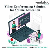 Best Video Conferencing Solution for Online Education