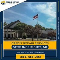 Get Highest Rated Credit Repair Company in Sterling Heights