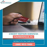 Fix your Credit with Credit Repair In Gainesville, FL