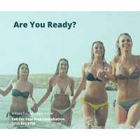 Laser fat reduction treatments work