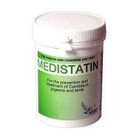 Medpet Medistatin: Nystatin powder for Poultry Birds | 50% OFF