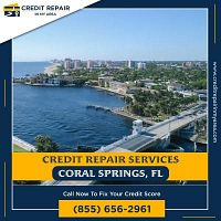 Fix Your Credit Score Right Now Coral Springs, Florida