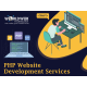 PHP Development services | Custom PHP website development company in India & USA