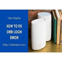 How to Fix Orbi Login Error | Guide To Fix this Error